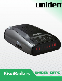 Uniden DFR5 Laser and Radar Detector