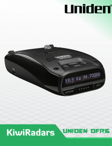 Uniden DFR6 Radar Detector