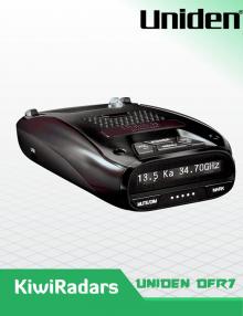 Uniden DFR7 Laser Radar Detector