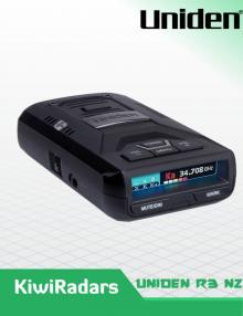 Uniden R3 LONG RANGE Laser Radar Laser Detector