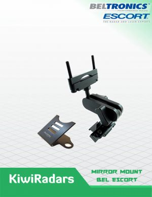 Mirror mount Beltronics and Escort Radars