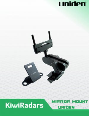 Rear mirror mount Uniden Radars