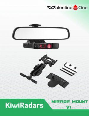 Mirror Mount Bracket Valentine one Radars