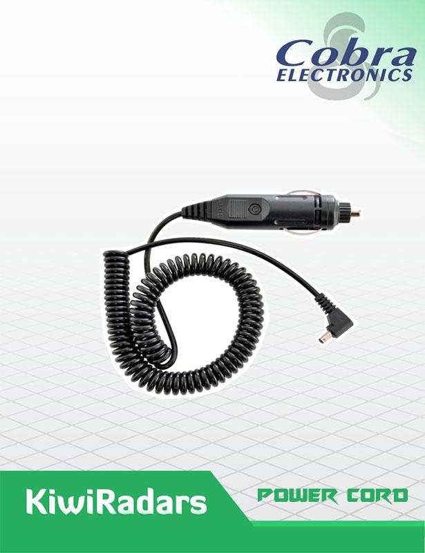 Cobra Hard Wire Kit For Cobra Radar Detectors
