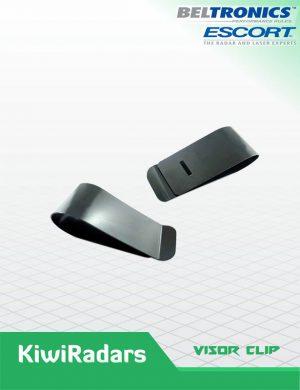 Visor Clip Escort Radars