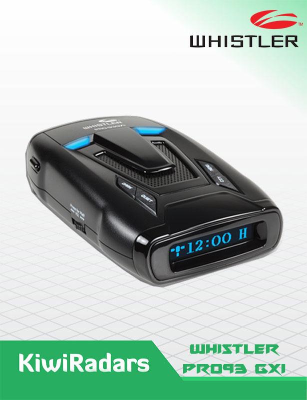 WHISTLER PRO93GXI