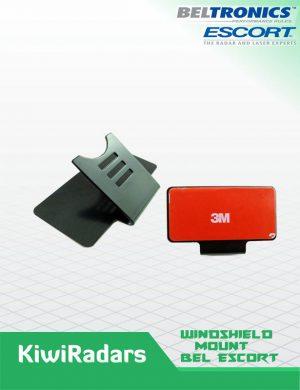 Windshield mount Permanent for Escort Radars