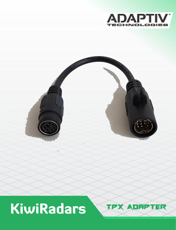 TPX PRO TO VERSION 2 HARNESS ADAPTER CABLE P-05-04